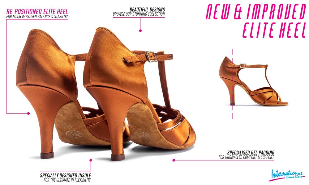 Our NEW \u0026 Improved Elite Heel