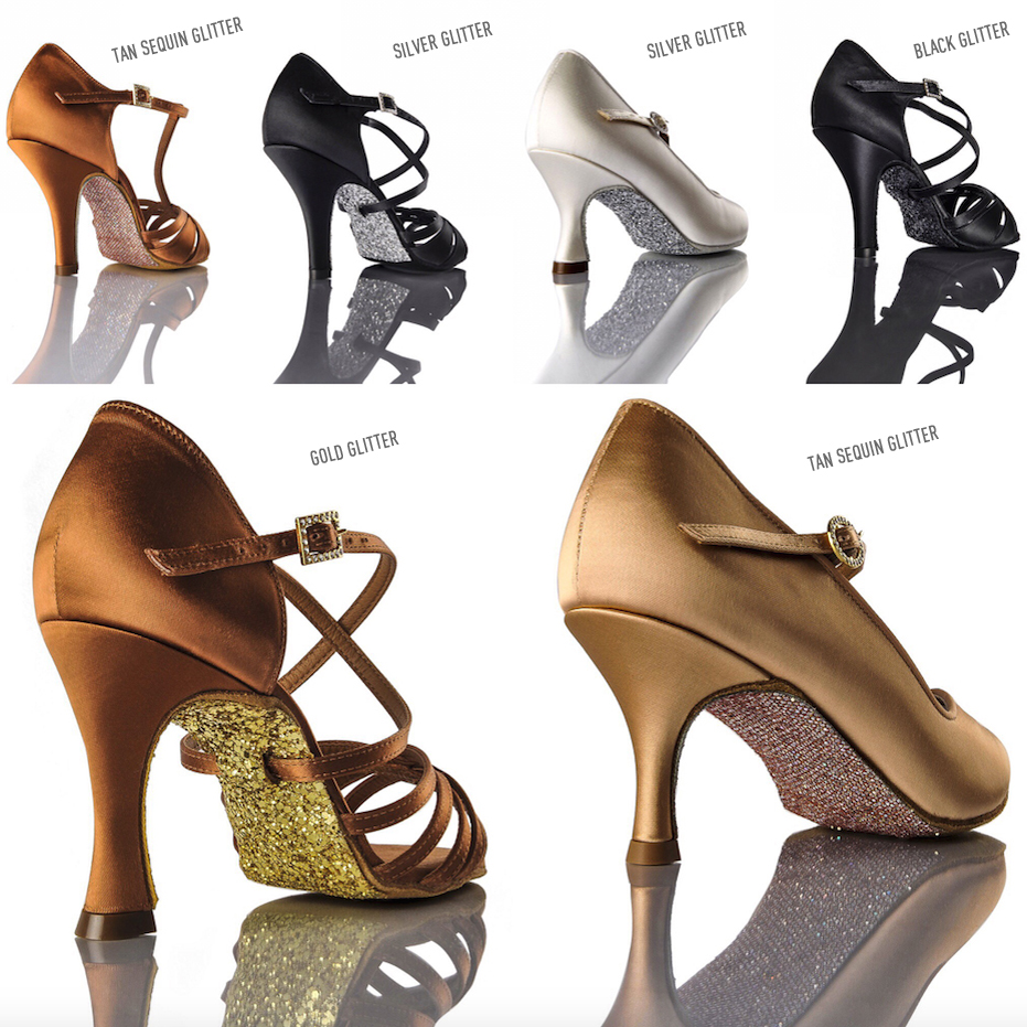 International Dance Shoes - Made in Britain