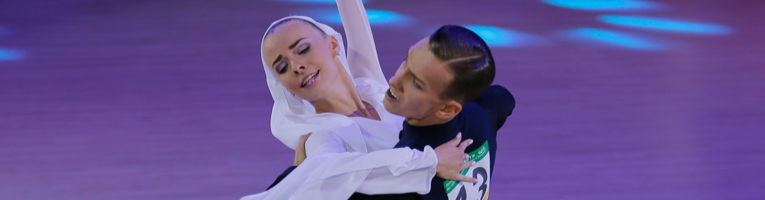 Dmitriy Pleshkov & Anastasiya - International Dance Shoes