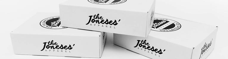 Neil Jones & Katya Jones - The Joneses' Apparel