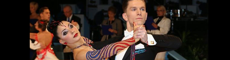 Yuriy Prokhorenko & Mariya Sukach - International Dance Shoes